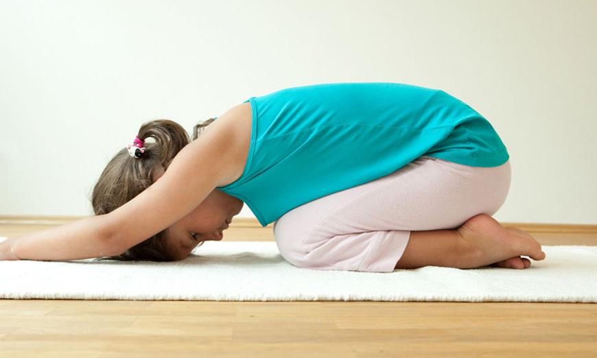 4er Serie Kids Yoga