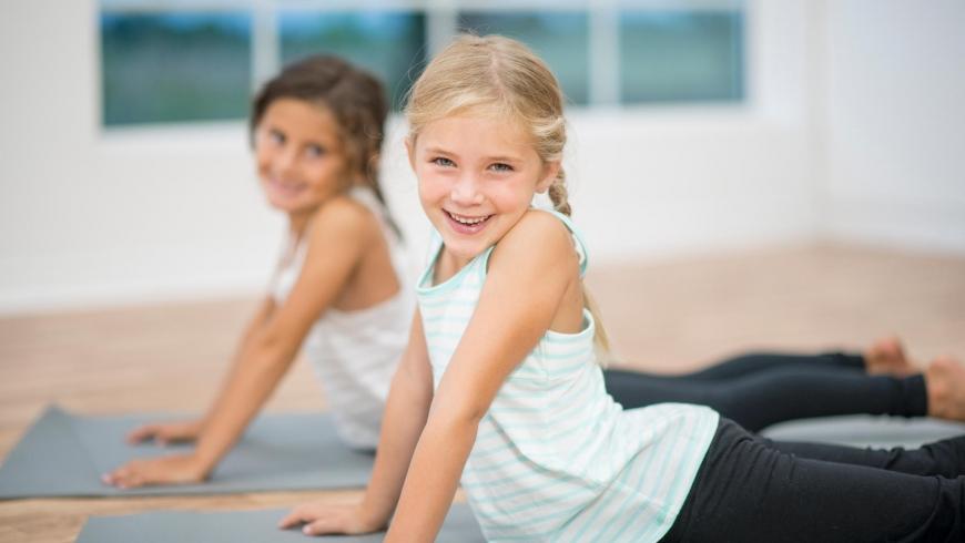 Kids 2 Yoga
