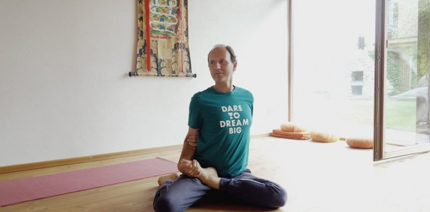 Ayur Yogatherapie mit Remo Rittiner 15.06.2019