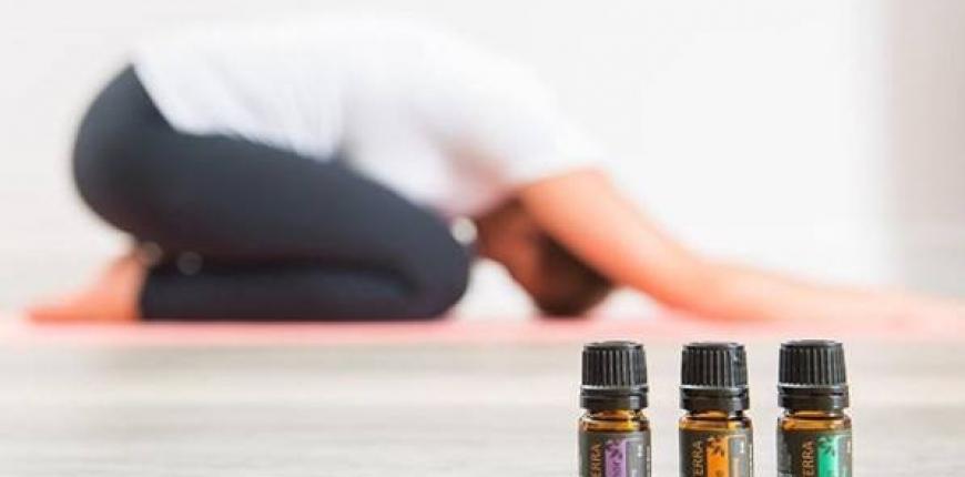 Yin Yoga Aromatherapy  06.11.2020