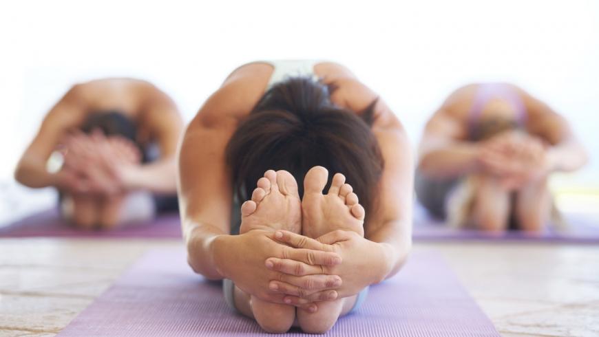 Aromatherapy Yin Yoga 30.11.2018