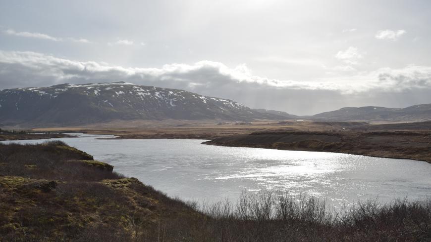 Aloha from Iceland …