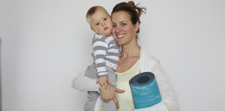 Rückbildung mit Baby (Mai – Juni 2021)