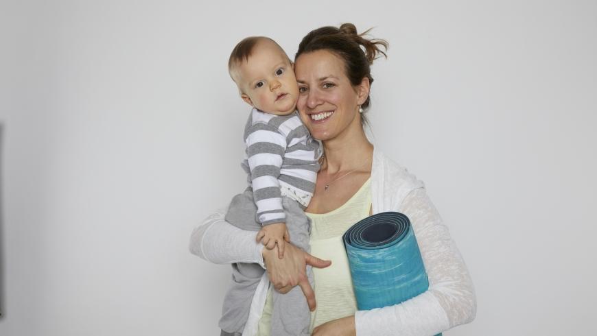 Rückbildung mit Baby (August – September 2021)