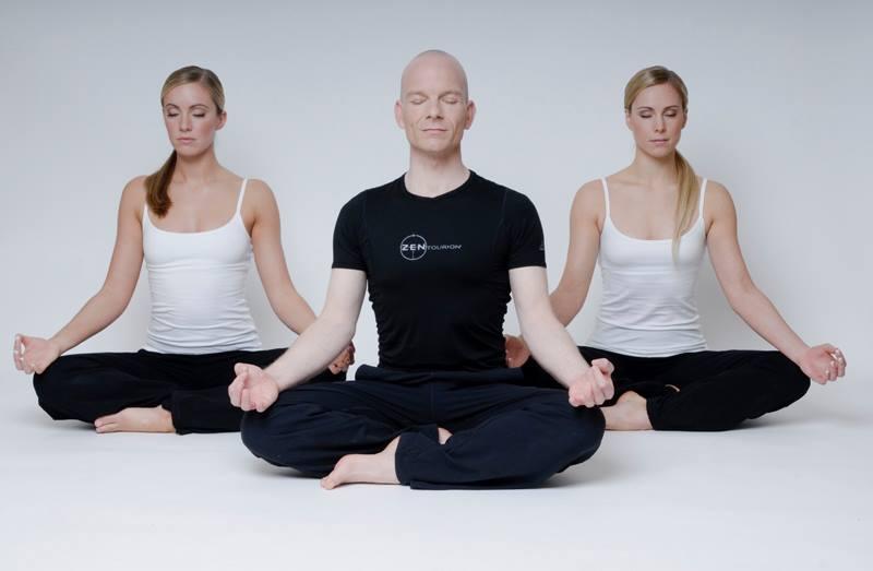 Yin Yoga mit Markus Henning Giess 28.04.2019