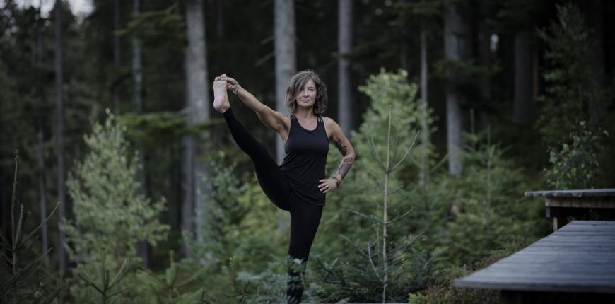 Faszienforschung trifft tantrische Philosophie 22.11.19