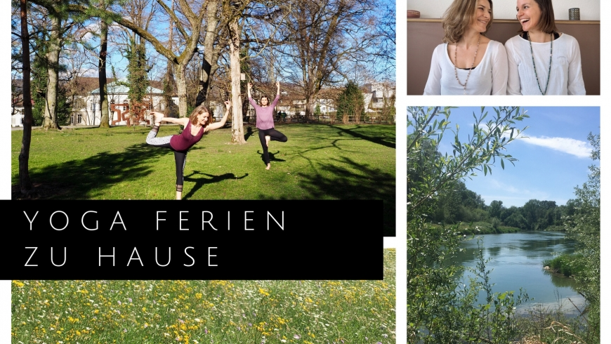 Yoga Ferien zu Hause 5. bis 8. Juli 2021