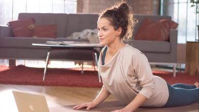 ONLINE Yoga März 2020